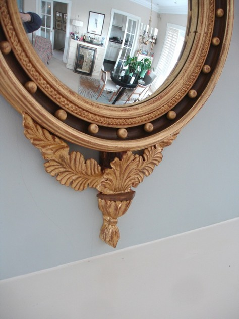 120 cm Recency convex gilt wood mirror.-empel-collections-regency mirror-005_main.JPG