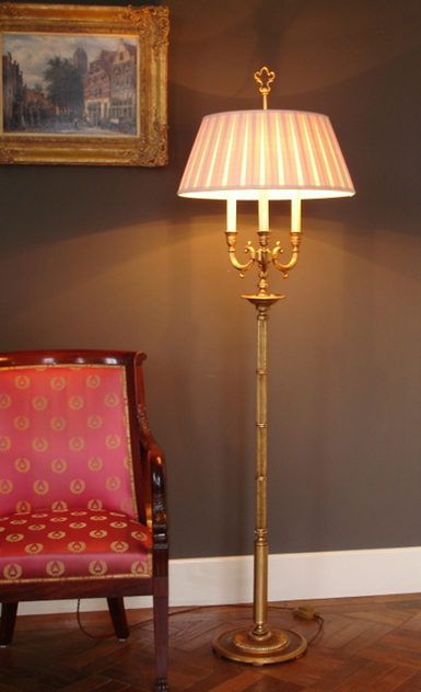 Bespoke bouillotte floor lamp, RIVE GAUCHE.-empel-collections-rive gauche floor lamp.-001_main.jpg