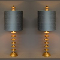 Bespoke Mid-century inspired table lamp Scottsdale