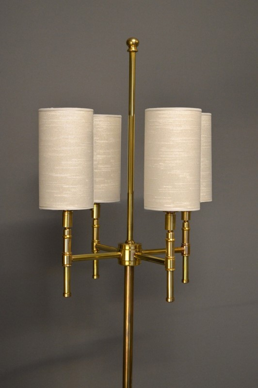 Bespoke Mid Century inspired four shade table lamp-empel-collections-soho four arm table lamp-002-main-636783343072712391.JPG
