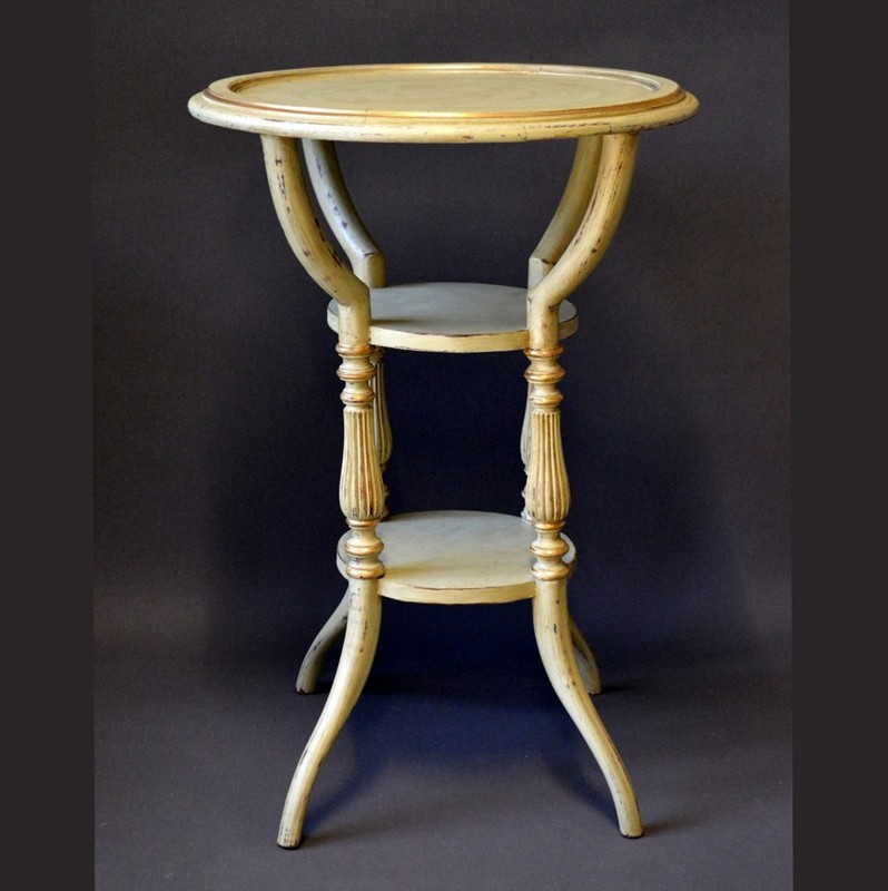 Single vintage painted three tiered accent table-empel-collections-three tiered accent table-006-main-636703605564135346.JPG