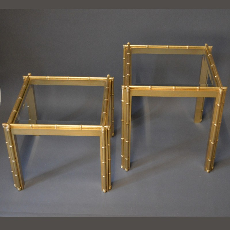 Pair of vintage gilt wood faux bamboo lamp tables-empel-collections-vintage lamp tables gilt wood-main-636697574040361381.jpg