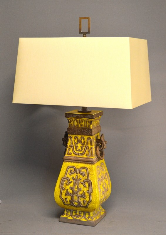 Single Italian made Chinoiserie vase lamp-empel-collections-vintage-geel-bruin-chinese-lamp-italy-002-main-636959478468477397.JPG