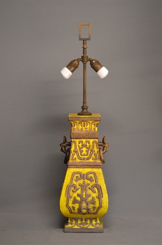 Single Italian made Chinoiserie vase lamp-empel-collections-vintage-geel-bruin-chinese-lamp-italy-006-main-636959481777352191.JPG