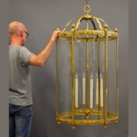 XL lantern LOUIS, bespoke made
