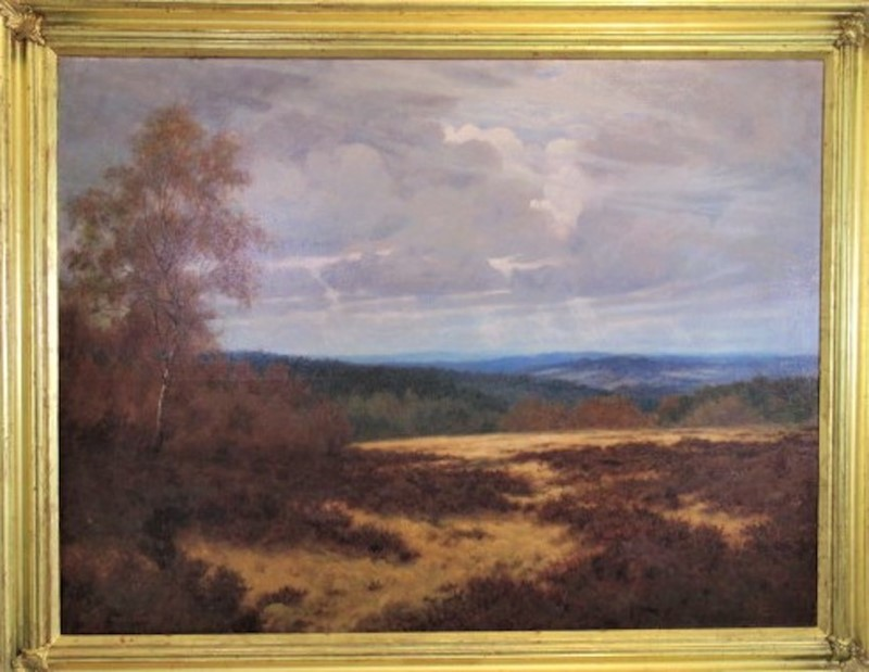 "19th C ""North of the downs "" by W Biscombe Gardner-exquisitries-antiques-img-0086-2-main-637027855004059965.JPG"