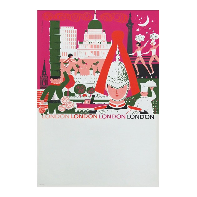 1960s London Travel Poster by Daphne Padden-fears-and-kahn-London Guard_main_636092903360044684.jpg