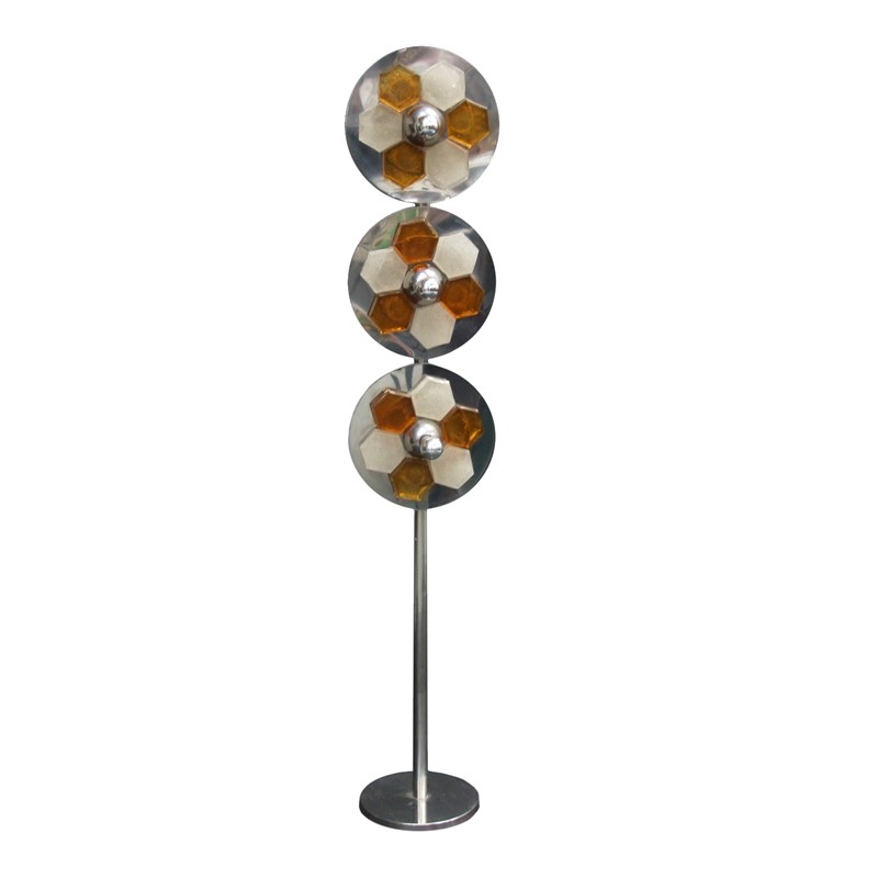 1970s Italian Chromed Steel and Glass Floor Lamp -fears-and-kahn-ZOLA-DONE-main-636758740117981639.jpg