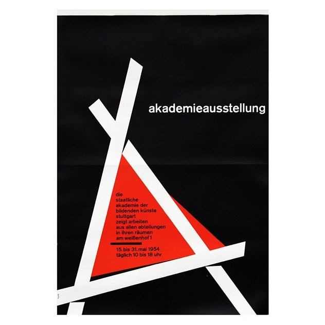1950's Academy Arts Exhibition Design Poster-fears-and-kahn-academy54 poster_main.jpg
