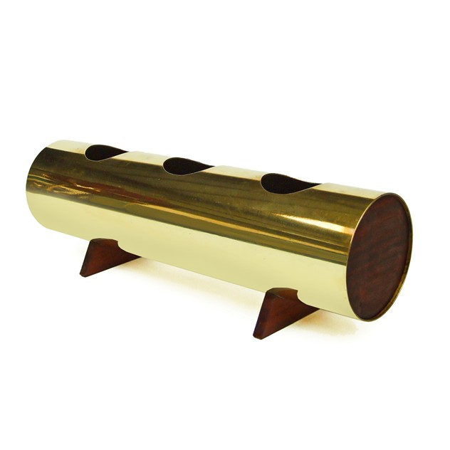 1960s Italian Brass Cylinder Planter-fears-and-kahn-brass planter_main_636377328224510838.jpg