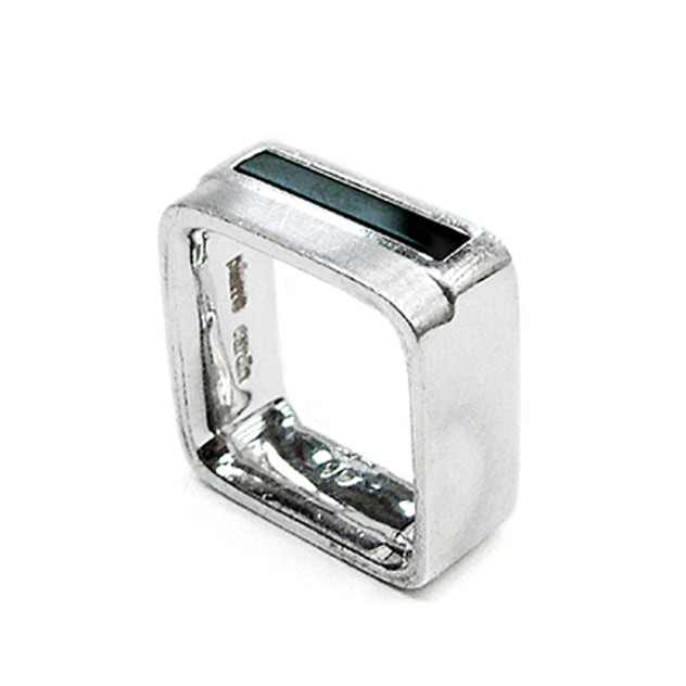 1970s Pierre Cardin Silver Ring (mens)-fears-and-kahn-cardinsquarering-product1_main.jpg