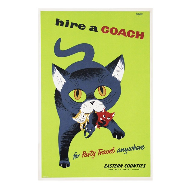 1950s British Coach Cat and Kittens Travel Poster -fears-and-kahn-catcoach_main_636408198651193851.jpg