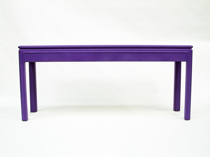 1970's Purple Delray Console Table Brass Handles-fears-and-kahn-delray-3-main-637165725710440995.jpg