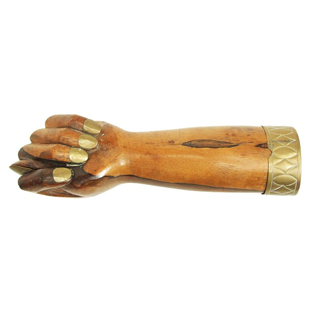1950s Rosewood & Brass Figa Fist Sculpture-fears-and-kahn-figahand1_main_636003006314189219.jpg