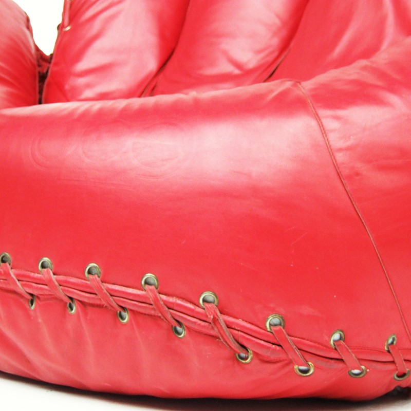 80s Baseball Glove Joe Chair Original red leather -fears-and-kahn-joechair3-main-637163966123254784.jpg
