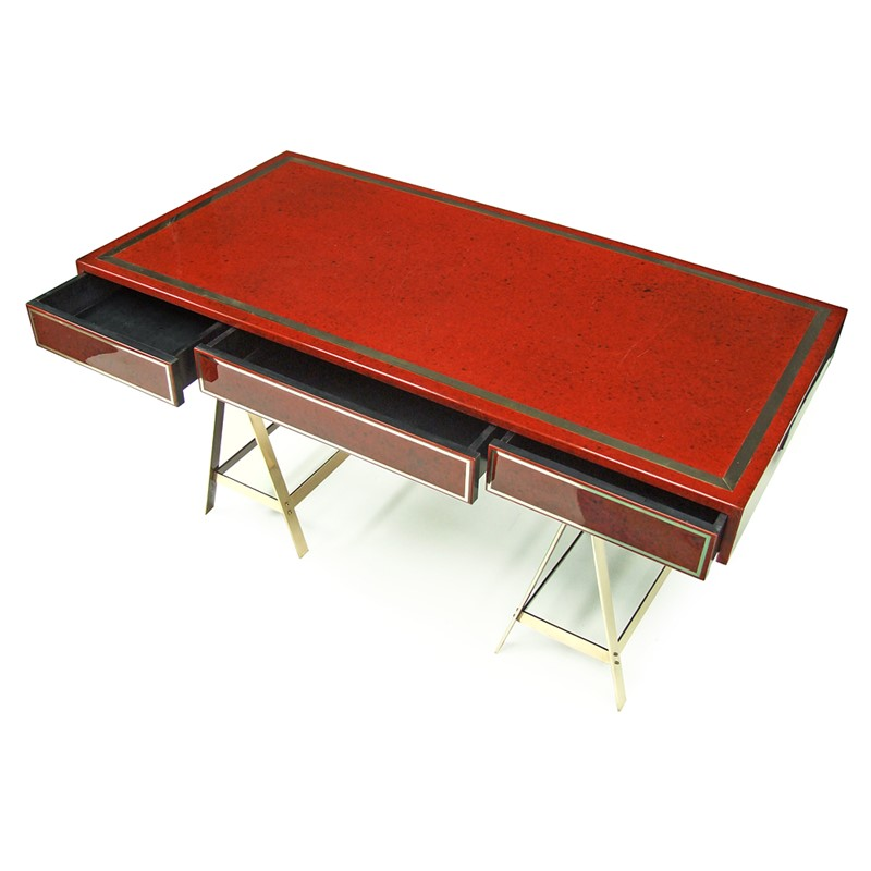 1970's Lacquersmith Desk with Brass Trestle Legs-fears-and-kahn-lacdesk-a-main-637165728757559815.jpg