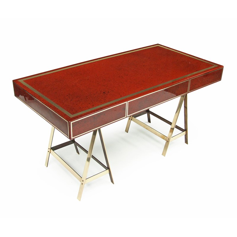 1970's Lacquersmith Desk with Brass Trestle Legs-fears-and-kahn-lacdesk-back-main-637165728768028789.jpg