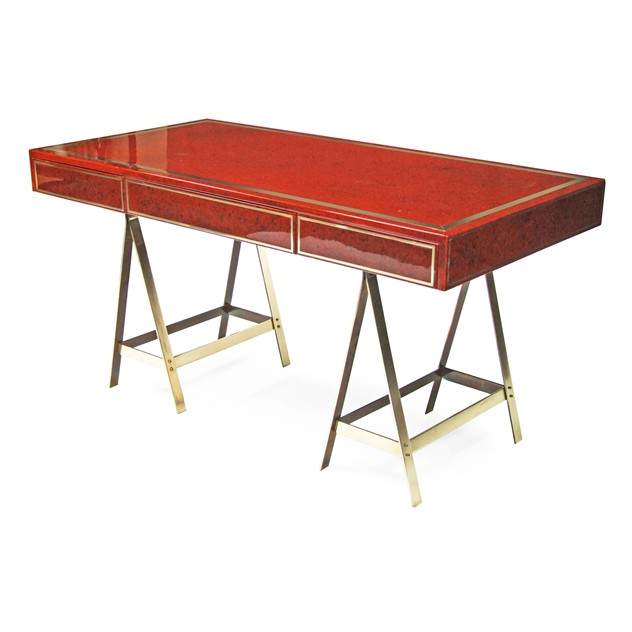 1970's Lacquersmith Desk with Brass Trestle Legs-fears-and-kahn-lacdesk-dc_main_635951074488873136.jpg
