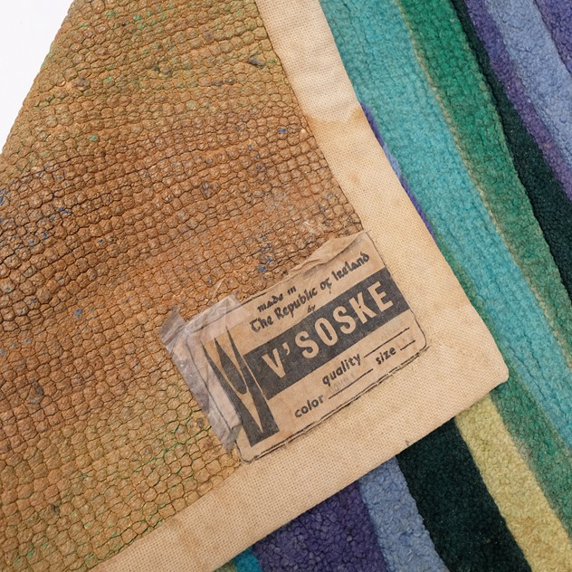 1960s V'Soske Wool Rug Wall Floor Art-fears-and-kahn-vsoskerug-3_main_636142023798431115.jpg