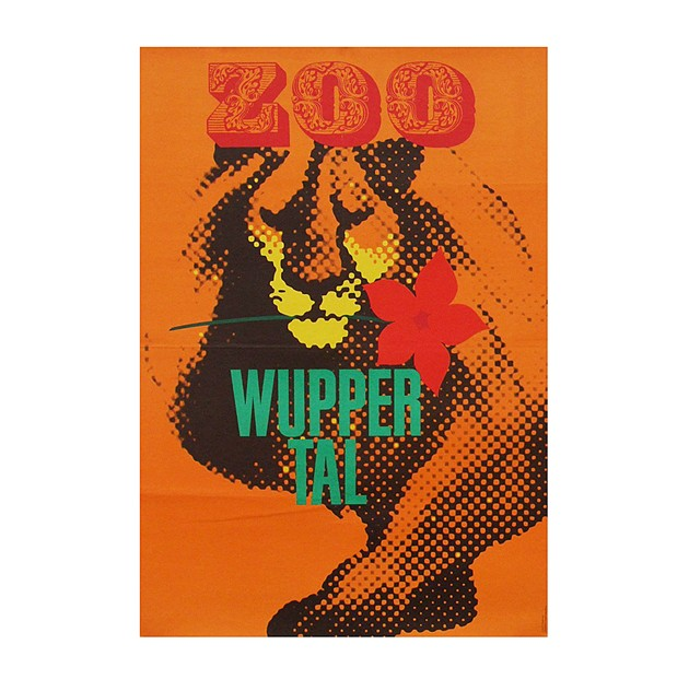 1960's Wuppertal Zoo German Travel Poster-fears-and-kahn-wuppertalzoo poster_main_635929598742521559.jpg