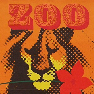 1960's Wuppertal Zoo German Travel Poster