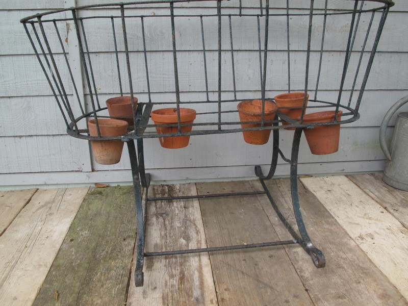 Cradle Wrought Iron Blacksmith made c. 1880-fleet-gallery-9--main-637271455504089479.JPG
