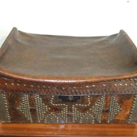 Wells Fargo Stagecoach Saddle Trunk