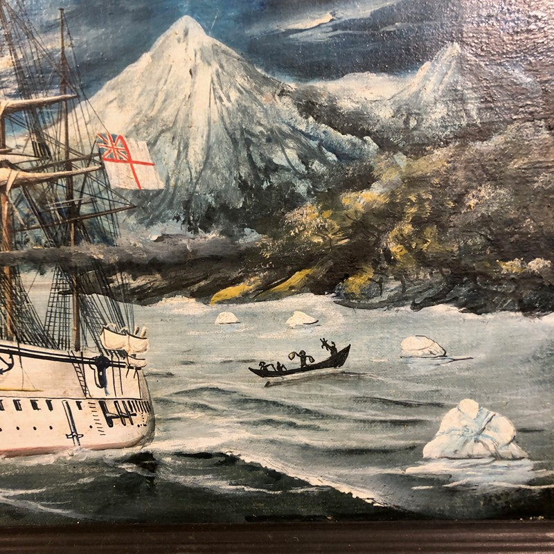 a pair of oil on canvas of hms triumph 1887/88-fleet-gallery-img-0751-main-637446848174188315.jpeg
