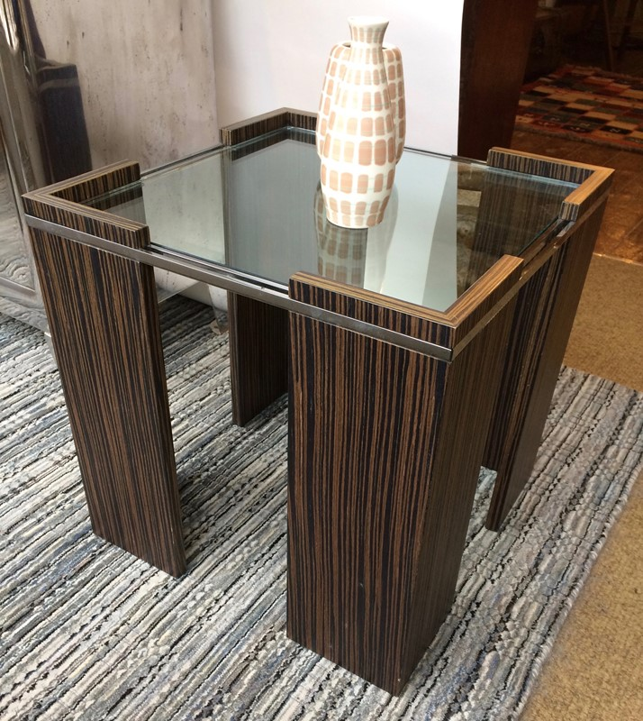 Italian Sofa End Table. c.1960. -fleet-gallery-img-1181-main-637207549856022211.jpeg