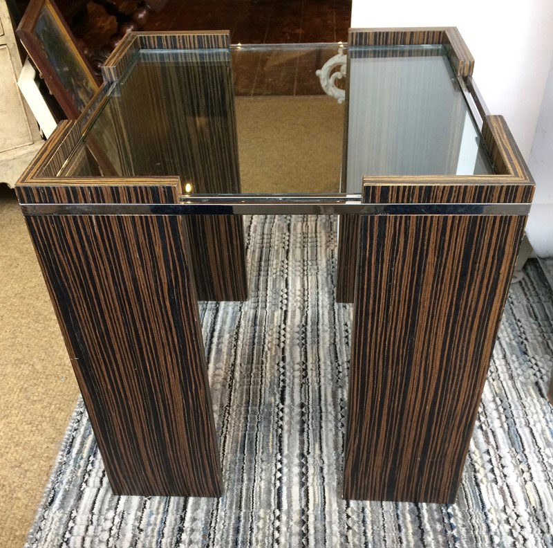 Italian Sofa End Table. c.1960. -fleet-gallery-img-1183-main-637207549561960977.jpeg
