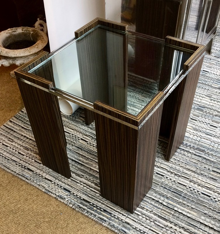Italian Sofa End Table. c.1960. -fleet-gallery-img-1184-main-637207549822897331.jpeg