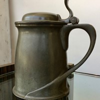 Pewter Tankard by Archibald Knox by Tudoric.