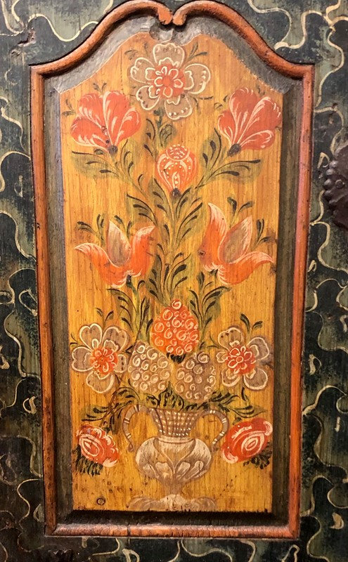 Austrian Empire Painted  Armoire .circa 1840.-fleet-gallery-img-1342-main-637539249338711406.jpeg
