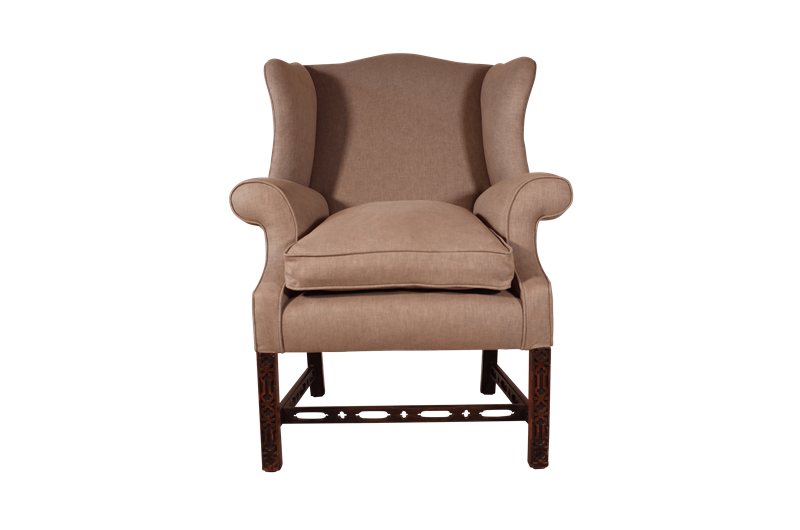 Chippendale Style Wingback Armchair-fontaine-decorative-fon2727-b-nxpowerlite-copy-main-636800721070176577.png