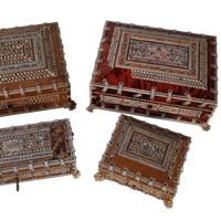 Anglo Indian Boxes