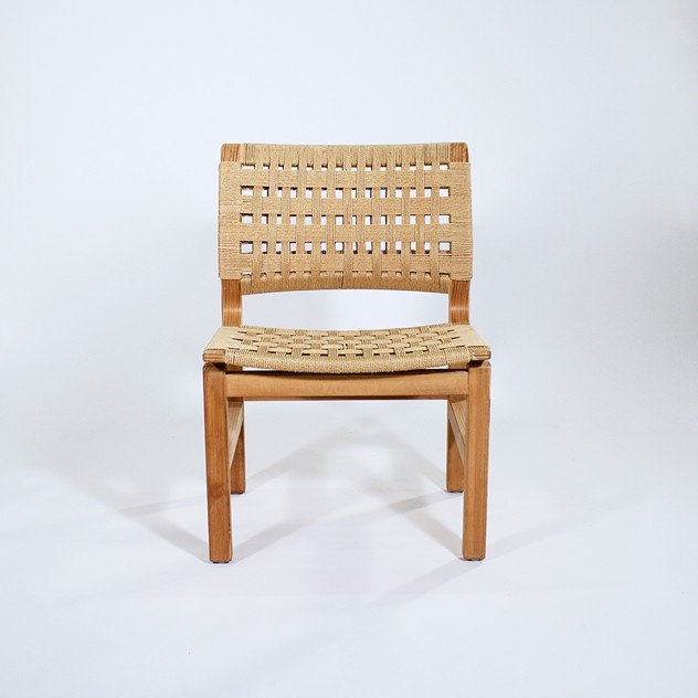 An Oregan pine and paper cord side chair-foster-and-gane-3270a_main_636292651930556017.jpg