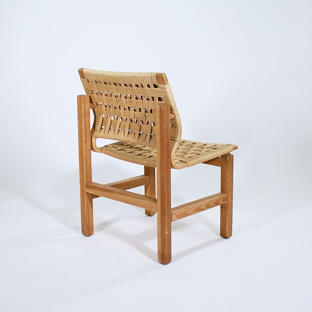 An Oregan pine and paper cord side chair-foster-and-gane-3270c_main_636292652472215793.jpg