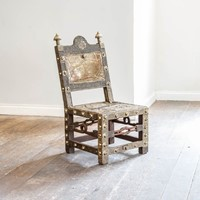 An Asante 'Asipim' chair