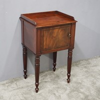 Gillows Style George III Mahogany Locker