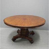 Scottish William IV Circular Breakfast Table