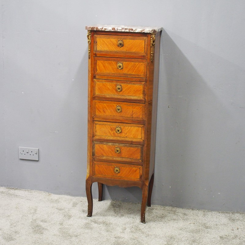 Tall French Inlaid Kingwood Chest of Drawers-georgian-antiques-1-cabinet-main-636825404710762769.jpg