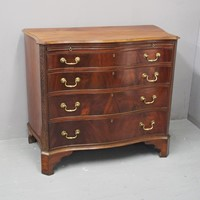 Chippendale Style Mahogany Chest of Drawers