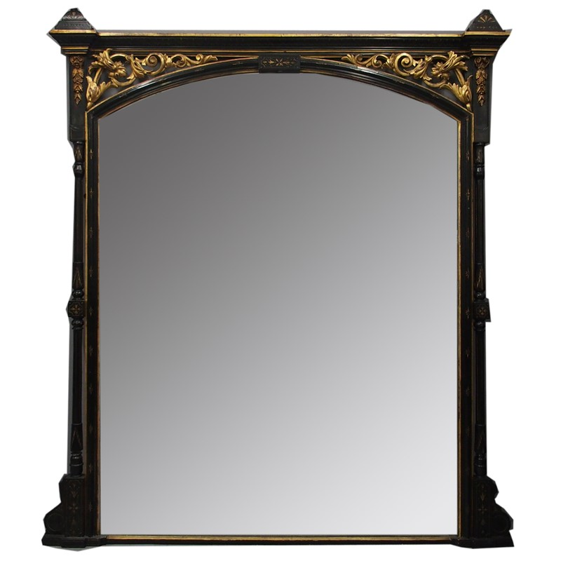 Aesthetic Movement Style Overmantel Mirror-georgian-antiques-1-mirror-main-636873017280468797.jpg