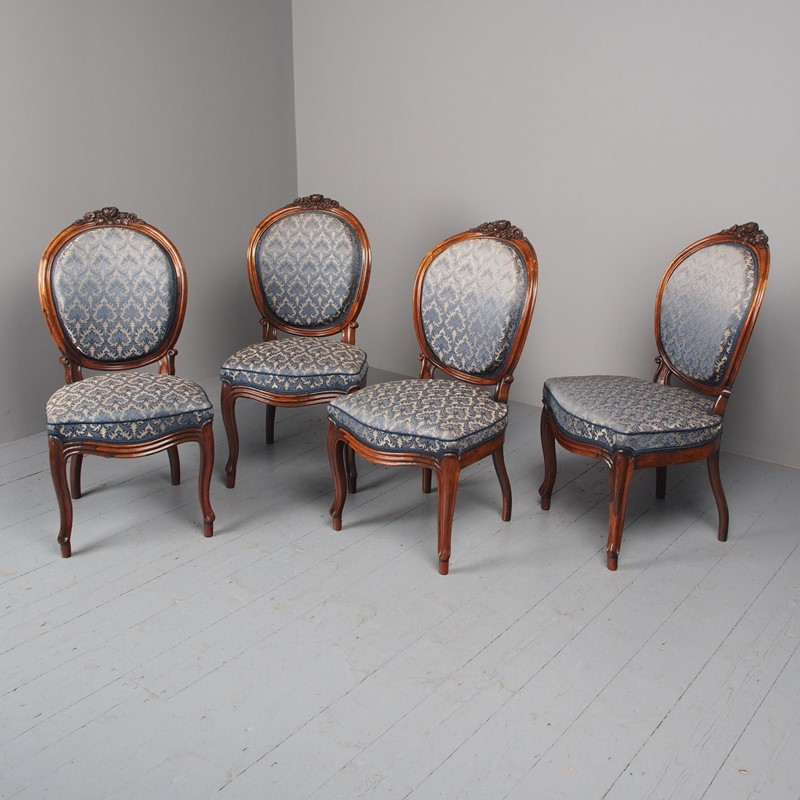 Antique Set of 4 Carved Rosewood Side Chairs-georgian-antiques-1-set-of-chairs-main-637536499504998885.jpg