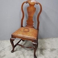 George I Walnut Handchair