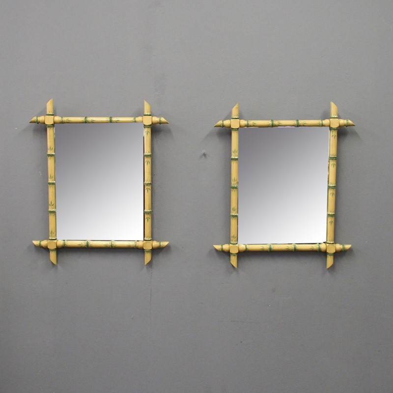 Pair of Faux Bamboo Wall Mirrors-georgian-antiques-1_Pair of mirrors-main-636776209025953943.jpg