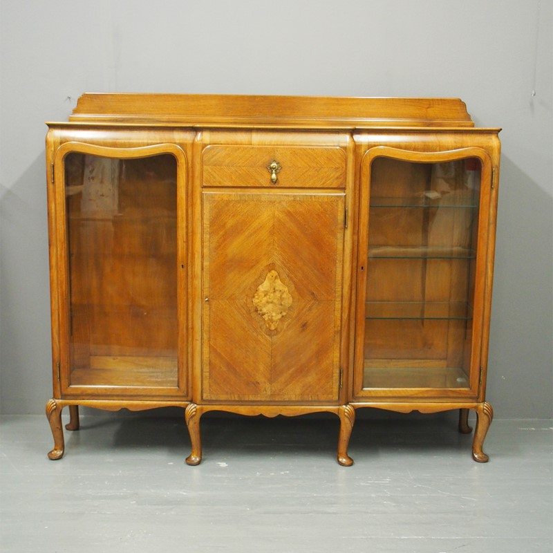 Walnut Display Cabinet by Whytock and Reid-georgian-antiques-1a-cabinet-main-637085471913534394.jpg