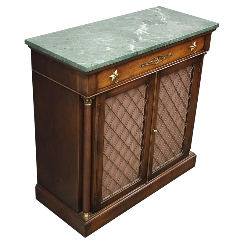 Regency Style Marble Top Side Cabinet-georgian-antiques-24920-main-637389822495409449.jpg