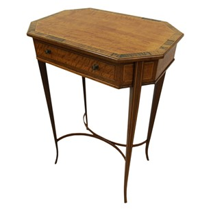 Sheraton Style Side Table