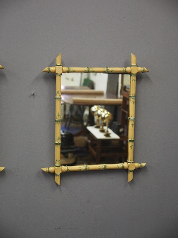 Pair of Faux Bamboo Wall Mirrors-georgian-antiques-P1011098-main-636776209434438503.JPG